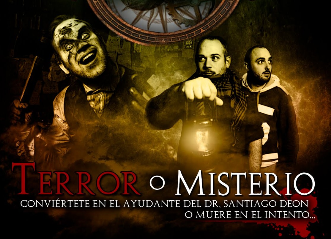 Laboratorio del doctor Santiago Deon [Terror]